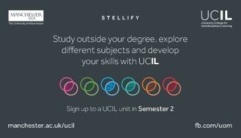 Ucil getting more out of your degree my manchester news ucil semester two units solutioingenieria Gallery